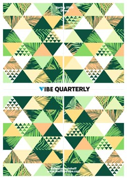 Covers for Vibe Quarterly