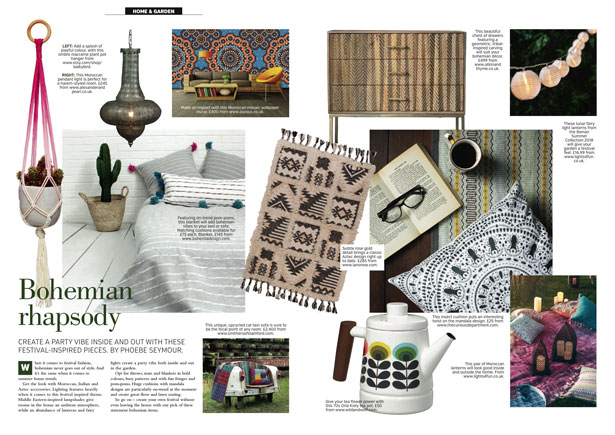 AN RMC Media homes and gardens feature