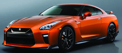 Thumbnail for Nissan turns up the drama on the GT-R