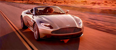 Thumbnail for Power and precision from Aston Martin