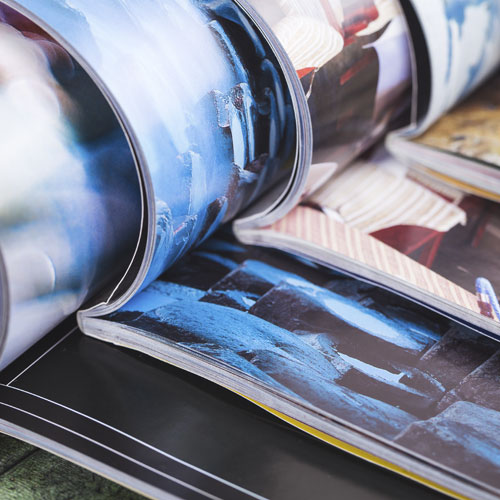 Want to be a magazine publisher? is our featured book