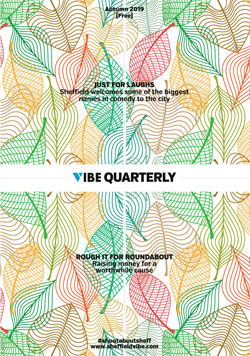 Read the latest Vibe Quarterly issue