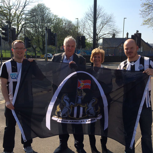 Win-Win for the Magpies in Sheffield thumbnail