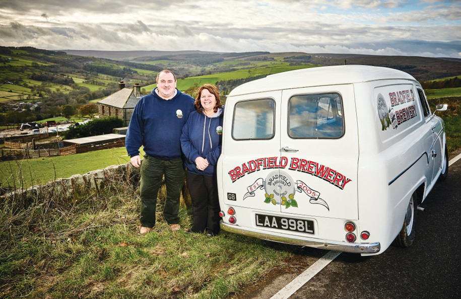 123Raise a glass for Bradfield Brewery's brand new book!  supporting image