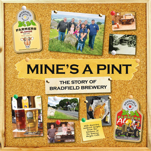 Sharing thumbnail for Raise a glass for Bradfield Brewery's brand new book!