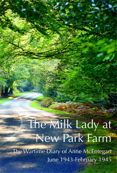 The Milk Lady at New Park Farm
