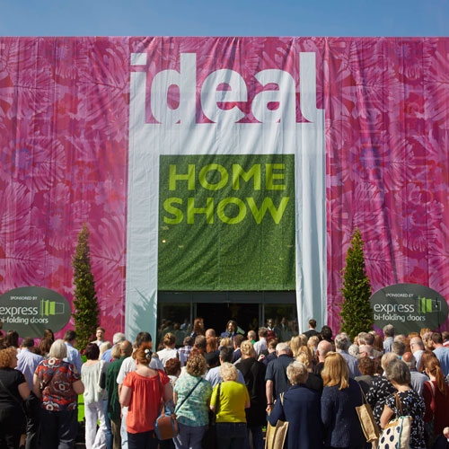 We have five pairs of tickets to giveaway for the Ideal Home Show thumbnail