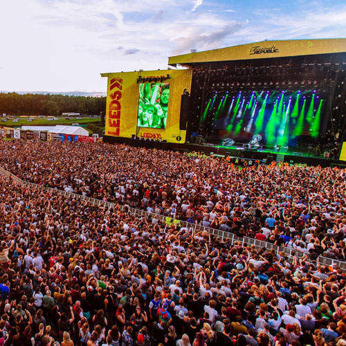 Win a pair of weekend camping tickets to Leeds Festival thumbnail