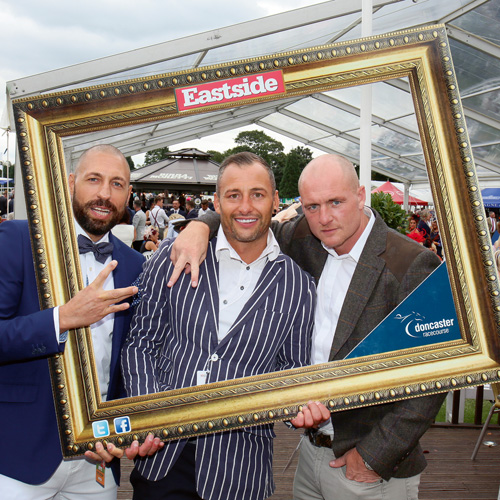 Win tickets to Gentlemen's Day at the William Hill St Leger Festival thumbnail