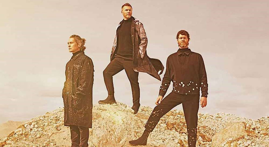 Win a pair of tickets to see Take That on their Greatest Hits Live 2019 tour supporting image
