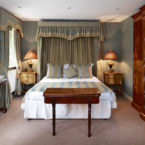 Win an overnight stay in a stunning suite at Ye Olde Bell Hotel and Spa thumbnail