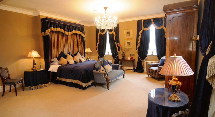 Win an overnight stay in a stunning suite at Ye Olde Bell Hotel and Spa supporting image
