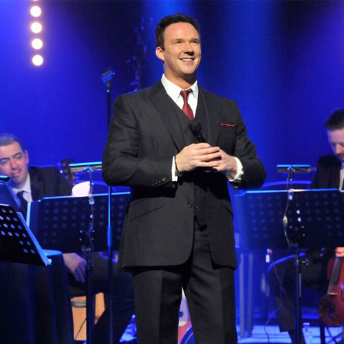 Win four tickets to see Russell Watson at Yorkshire Wildlife Park thumbnail