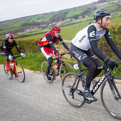 Win a place in the Maserati Tour de Yorkshire Sportive  thumbnail