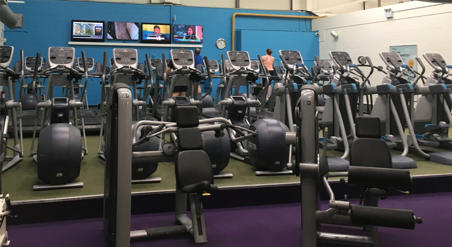 Win a year's membership with Places Gym Sheffield supporting image