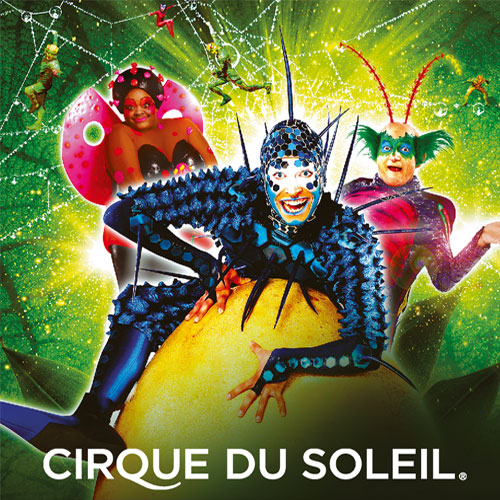 Win tickets to see Cirque du Soleils  thumbnail