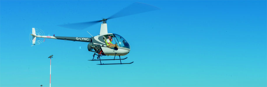Win a flight with Hummingbird Helicopters | RMC Media