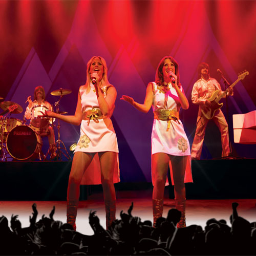 Win a pair of tickets to Abba tribute show thumbnail