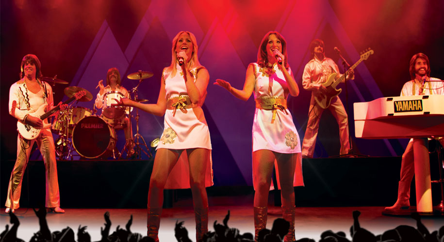 Win a pair of tickets to Abba tribute show supporting image