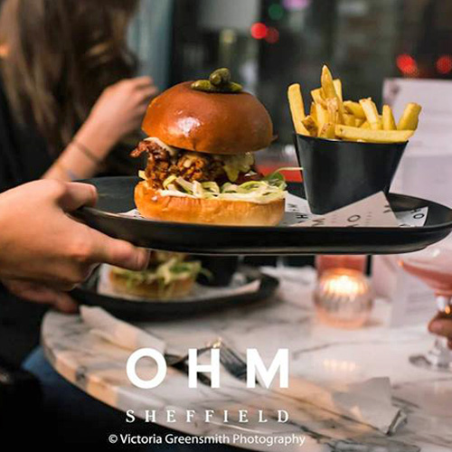 Win burgers and cocktails for four at OHM thumbnail