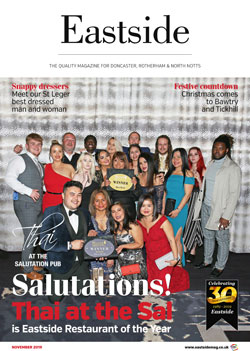 Read the latest EASTSIDE issue