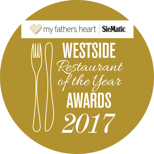 Who will win the 2017 Westside Restaurant Awards? thumbnail