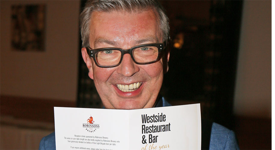 Glamour and glitz as Westside's winners get their just desserts supporting image