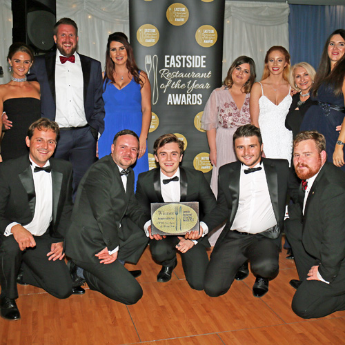Eastside Restaurant Awards: the winners thumbnail