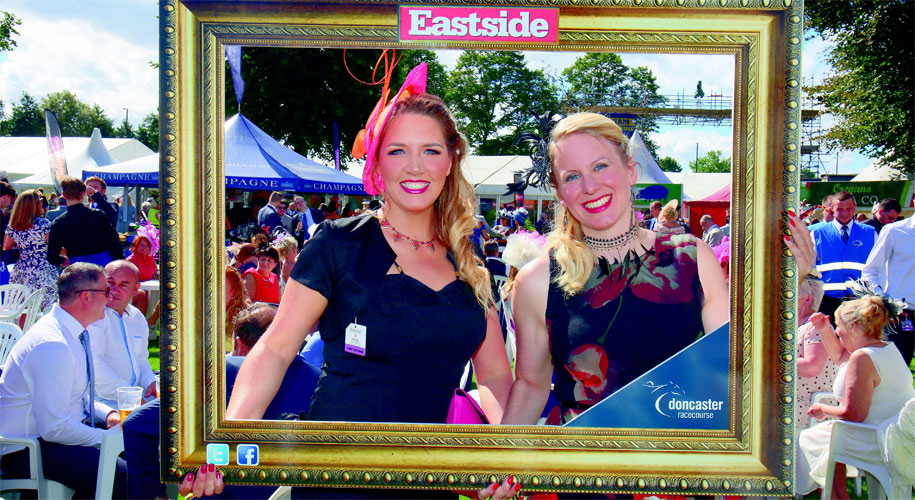 Eastside St Leger picture frame competition