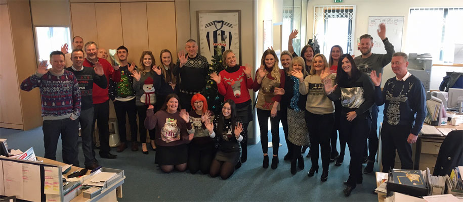 RMC Media gets in the festive spirit supporting image