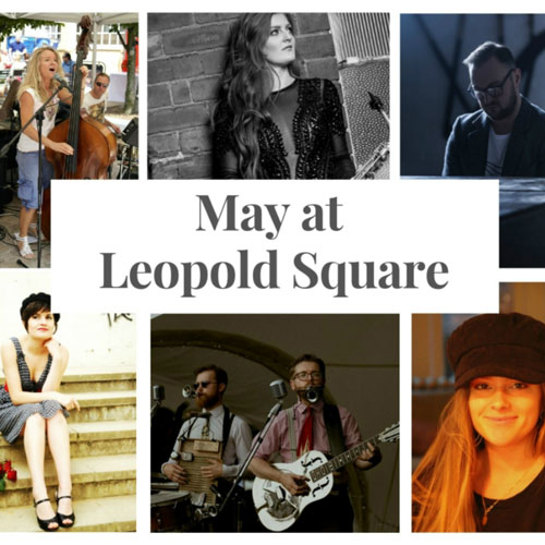 Sharing thumbnail for Leopold Square kicks off summer of live music with bank holiday weekend special