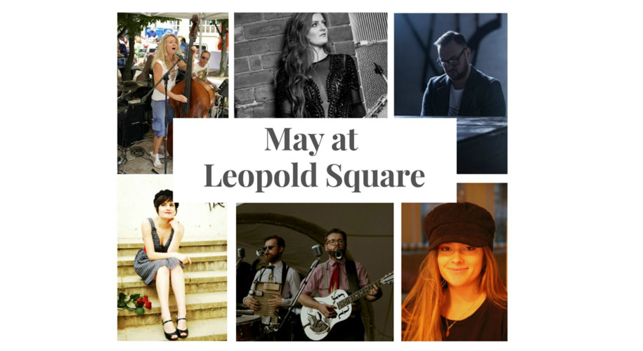 Leopold Square kicks off summer of live music with bank holiday weekend special supporting image