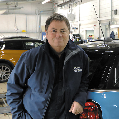 Mike Brewer Motors launch 50% off servicing and MOT campaign thumbnail