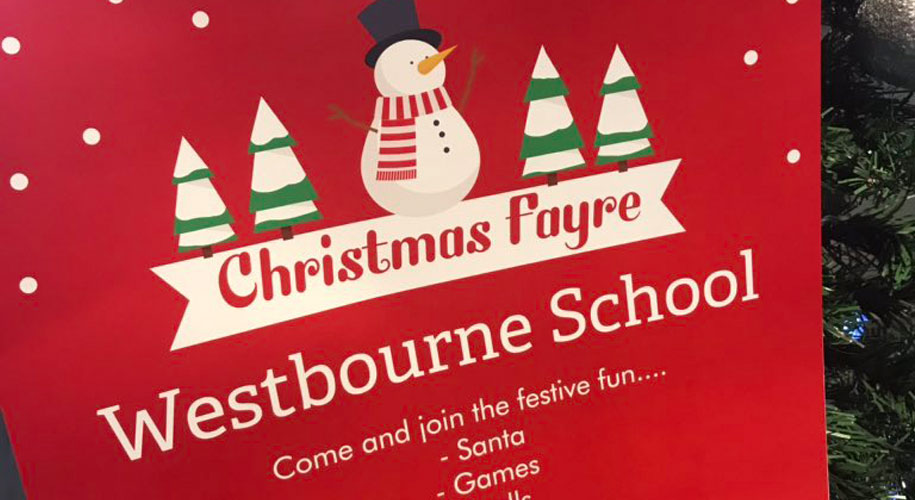 Westbourne Christmas Fayre first Sheffield stop for Santa supporting image