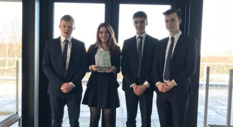 Birkdale economics students hit the target  supporting image