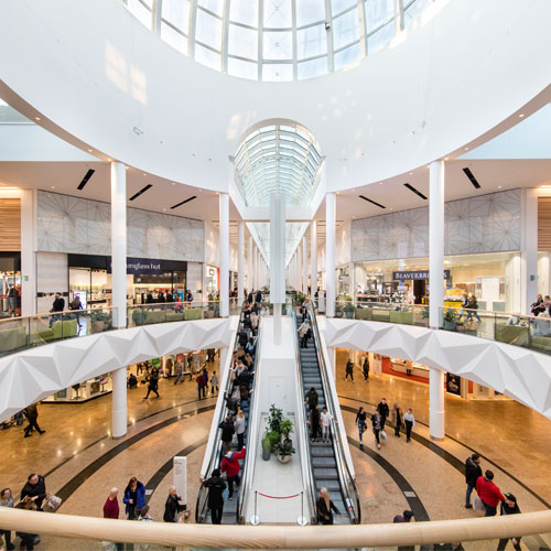 Sheffield Shoppers Invited to Leave Their Mark on Meadowhall Thumbnail