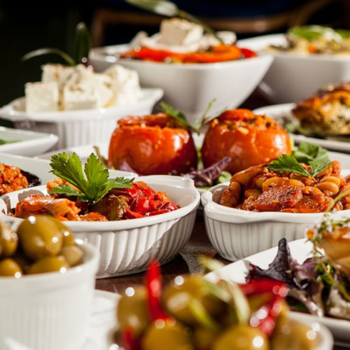 Spice Up Your Wedding with The Greedy Greek Deli thumbnail