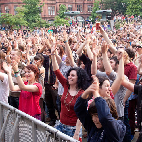 Tramlines announce last minute day tickets Thumbnail