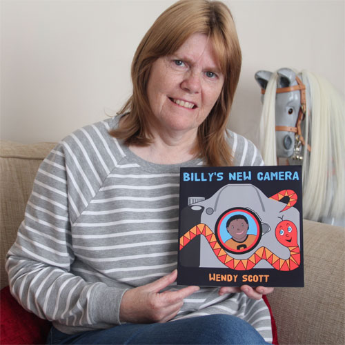 Rhyme and repetition the key to Sheffield author's debut book thumbnail