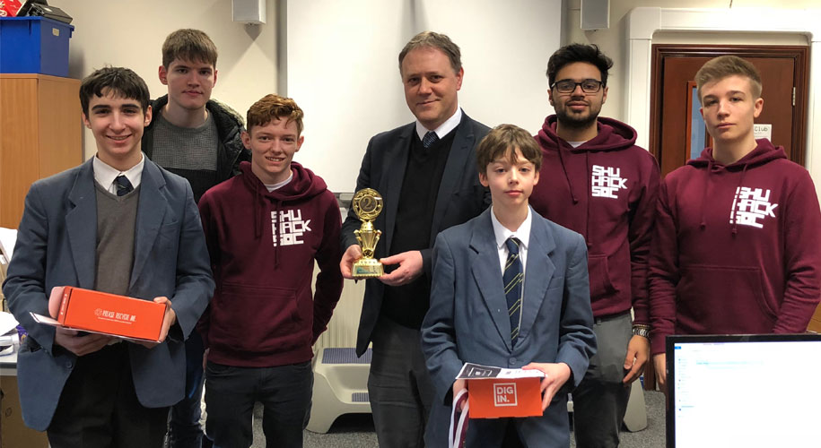 Birkdale rise to cyber security challenge  supporting image