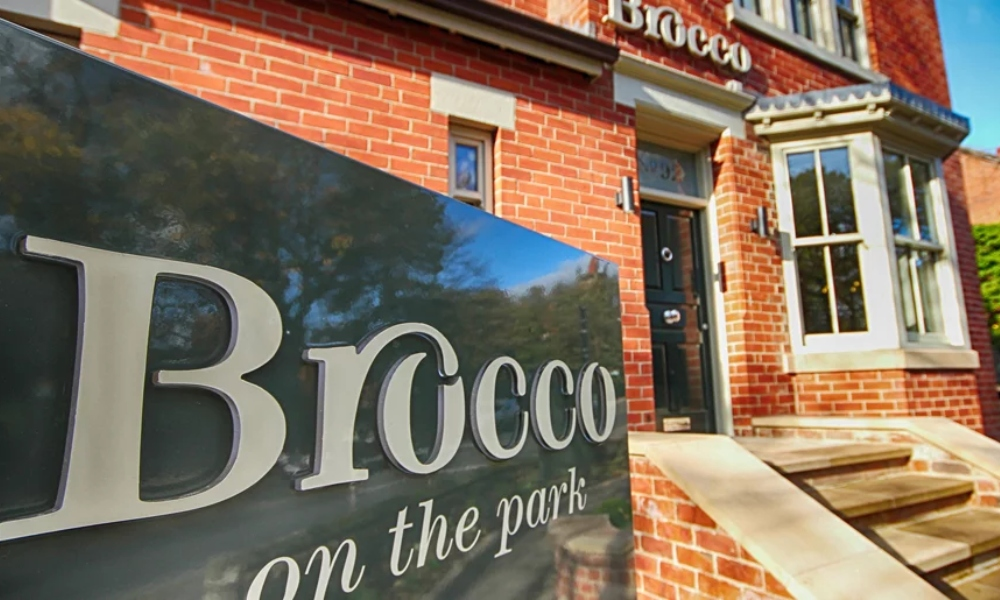 Sunny Days Ahead for Brocco on the Park supporting image