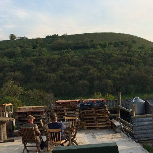 Peak District Deli dish up pop-up dinner at Derbyshire farm thumbnail