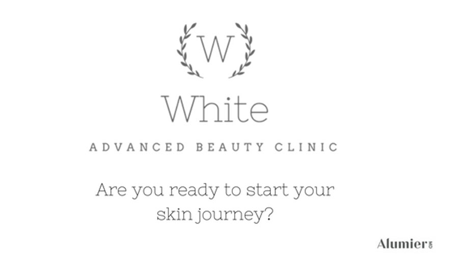 Start your skin journey with White Advanced Beauty supporting image