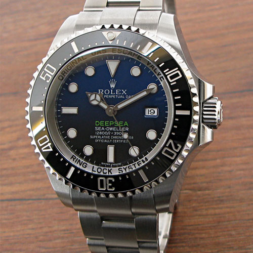 The deep sea watch: How the Rolex Deep-Sea Sea Dweller was born thumbnail