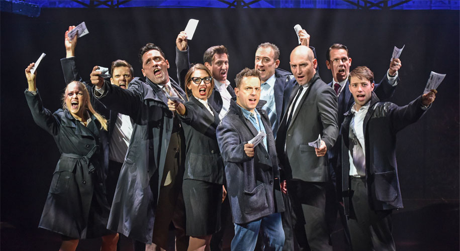 Blood Brothers returns to Leeds Grand Theatre supporting image