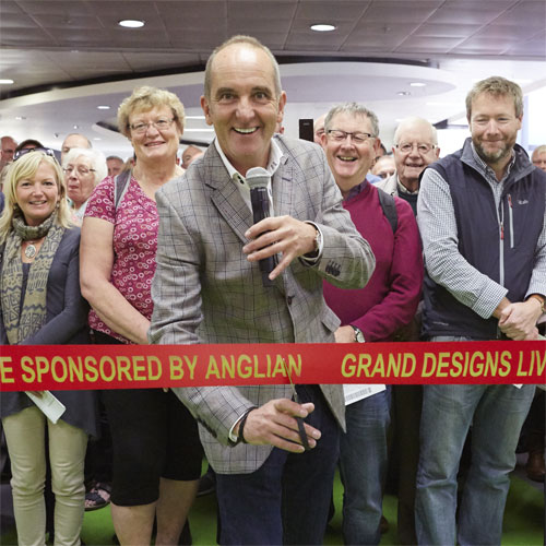 Sharing thumbnail for We've got 500 pairs of tickets to Grand Designs Live to give away
