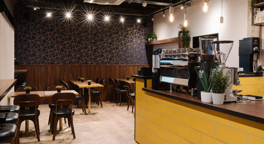 Film Studio Transforms Leeds TV Archive into Independent Coffee House  supporting image