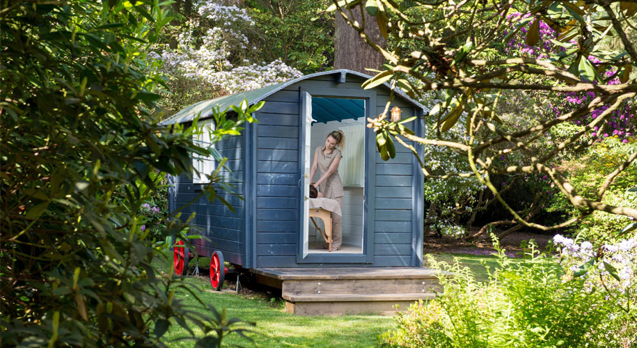 Rudding Park launches outdoor treatments in Woodland Glade supporting image