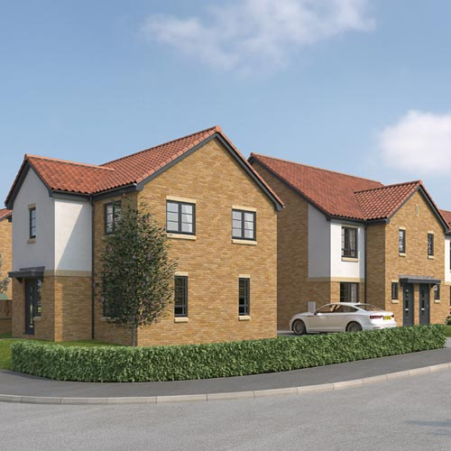 Chartford Homes selling fast at Wharfe Green thumbnail