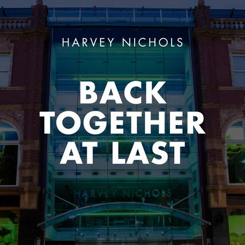 Make an appointment with Harvey Nichols thumbnail